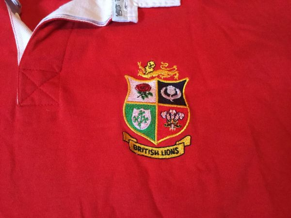 Classic Rugby Shirts British Lions 1989 Vintage Jersey